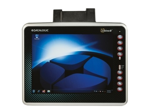 "Rhino II - Mobiler Computer, 12"" (30.7cm), Win10 IoT, kapazitiver Touchscreen, 4GB, 32GB"