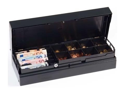 Universal UCC - Geldkassette mit Schloss, 12V, Micros-POS, mit Diode, Schliessung 01, anthrazit