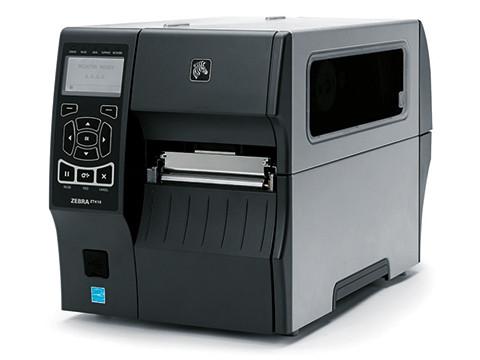 ZT410 - Etikettendrucker, TT, 203dpi, USB, Seriell, Ethernet und Bluetooth