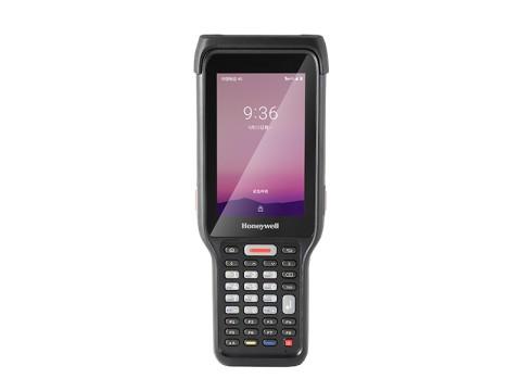 ScanPal EDA61K - Mobiler Computer mit Android 9.0, 2D-Imager (N6703), Standard Reichweite, 13MP-Kamera, numerisches Tastenfeld, 4G, Client Pack