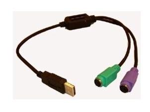 ADP-203 USB - ADAPTER / Converter (USB, PS2)