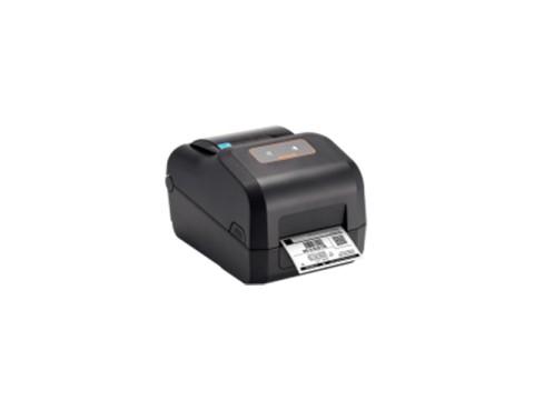 XD5-43t - Etikettendrucker, thermotransfer, 300dpi, USB + USB Host + RS232 + Ethernet + WLAN, schwarz