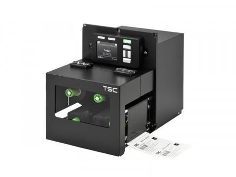 PEX-1260 - Stationäres Etikettendruck-Modul, thermotransfer, 600dpi, Druckgeschwindigkeit 152mm/Sek., rechte Hand