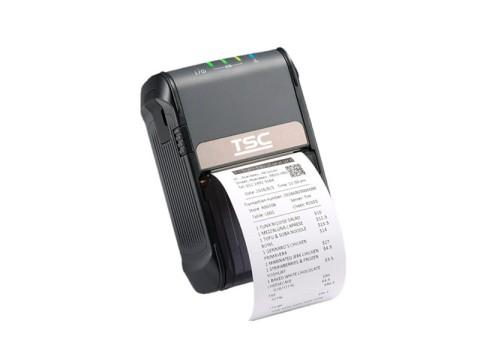 Alpha-2R - Mobiler Beleg- und Etikettendrucker, 58mm, 203dpi, Druckbreite 48mm, USB + Bluetooth