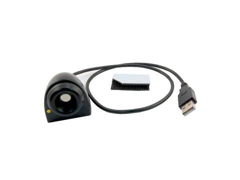 RFID-Kellnerschloss - USB Keyboard Mode, schwarz, Kabel 0.5m