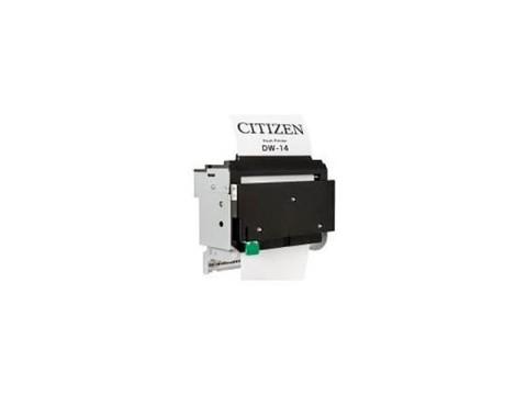 DW-14 - Einbau-Druckwerk mit Abschneider, thermodirekt, 80mm, USB +RS232