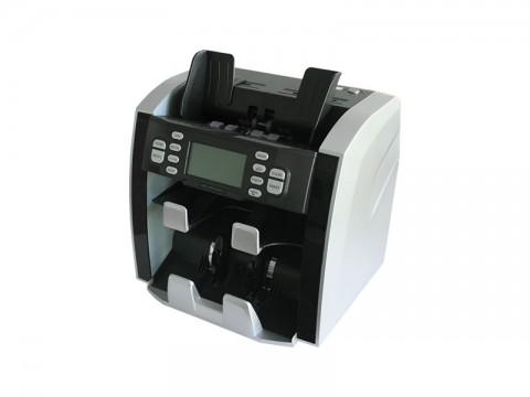 CCE 6500 - Banknotenzähler für sortierte und gemischte Noten, Falschgelderkennung (MT, MG, UV, IR, CIS), Fitnessprüfung