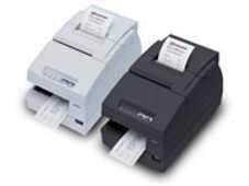TM-H6000V - Hybriddrucker, RS232 + USB + Ethernet, schwarz