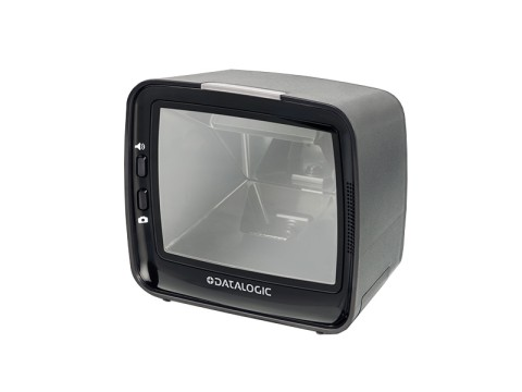 Magellan 3410VSi - 2D-Präsentationsscanner, USB + RS232, Tisch-/Wandhalterung, dunkelgrau