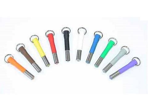 Kellnerstift **10 Farben**, mit fixer Laufnummer, Farbbezeichnung