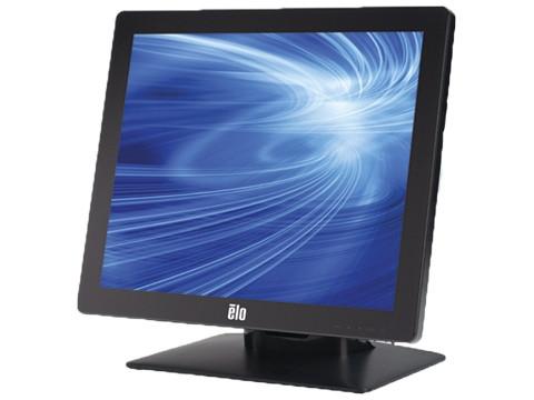 "1515L - 15"" Touchmonitor, resistiv, entspiegelt, USB und RS232, dunkelgrau"