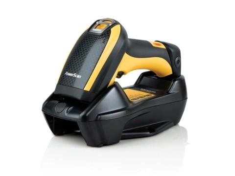 PowerScan PBT9501-AR - Kabelloser 2D-Imager, Auto Range, Bluetooth, RS232-KIT