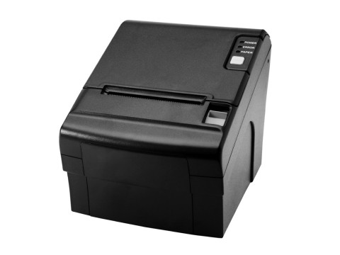 AP-8220-S25 - Thermo-Bondrucker, 82.5mm, USB + Seriell (25pol RS232 wechselbar), schwarz