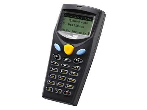 CPT-8000-U2-L - Laser-Terminal, USB(VCOM)-Kit, Batch, 2MB SRAM, 2MB Flash, ** Batterie **