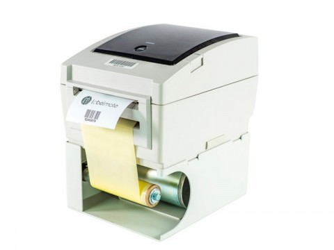 MC-Integrated - Integrierter Etiketten-Aufwickler, Kern 1 Zoll