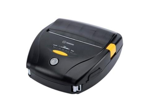 LK-P41 - Mobiler Thermo-Bon-/Etikettendrucker, 112mm Papierbreite, USB + RS232 + WLAN