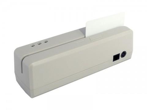 MSE-750 - Magnetkartenschreib-/-lesegerät für HICO und LOCO Karten, Anschluss RS232 + USB (RS232 Emulation)