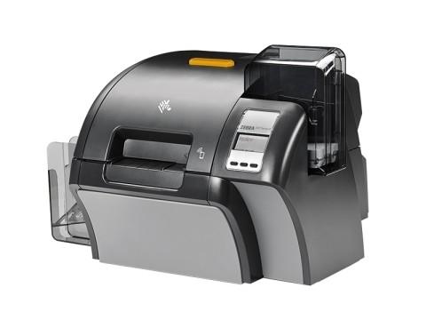 ZXP Series 9 - Retransferkartendrucker, beidseitiger Druck, USB + Ethernet, Magnetkartenschreiber