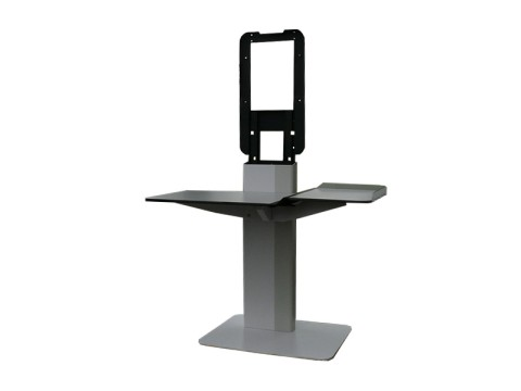 Standfuß mit Seitentisch für K2