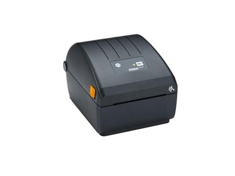 ZD230 - Etikettendrucker, thermodirekt, 203dpi, USB, Ethernet, schwarz