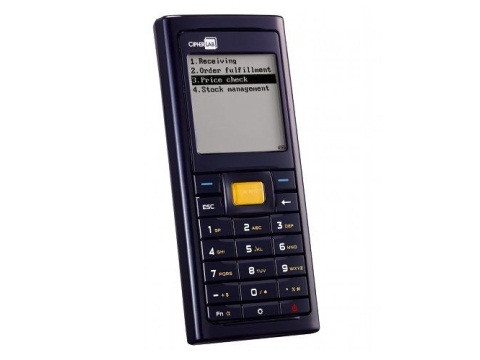 CPT-8200-N - Batch Terminal, 4MB SRAM, 8MB Flash, 24 Tasten