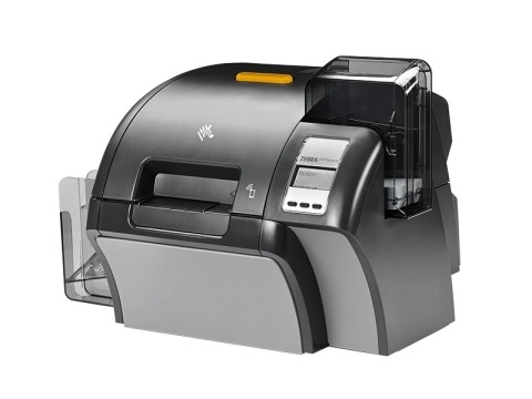 ZXP Series 9 - Retransferkartendrucker, einseitiger Druck, USB + Ethernet, MIFARE®, Magnetkartenschreiber