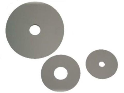 SP-76-300 - Trennplatte, Durchmesser 300mm für 76mm-Kern, Aluminium für S-100, S-100-SP, S-100S und S200