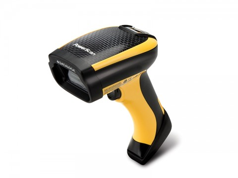 PowerScan PD9130 - Linear Imager, USB + RS232 + PS2, schwarz-gelb