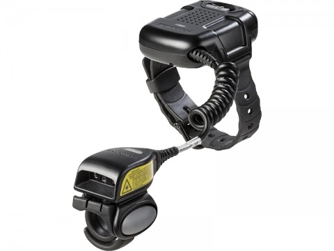 RS8670 - 2D Ring-Scanner, Bluetooth, inkl. Bluetooth Modul und Armband