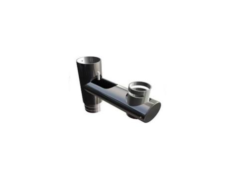 Arm - Länge ca. 180mm, Aufnahme 40mm Applikation für Flexi Stand