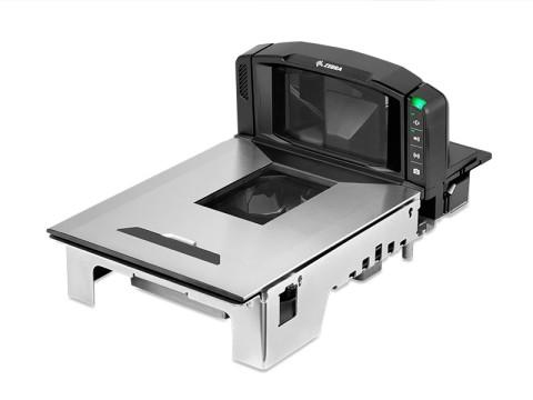 MP7000 - 2D-Einbau-Barcodescanner, USB + RS232, Saphir-Glas, Dual-Intervall-Waage, langer kundenseitiger Scanner