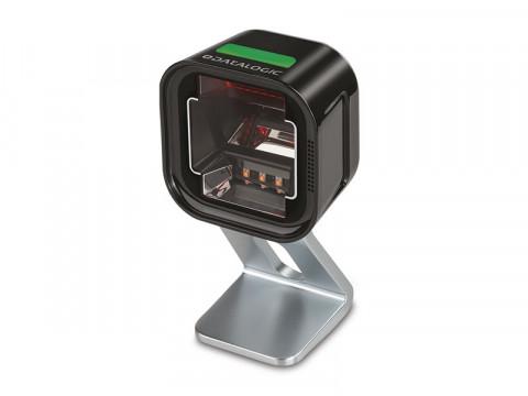 Magellan 1500i - 2D-Präsentationsscanner, RS232-KIT, Riser Stand mit Magnetfuss, schwarz