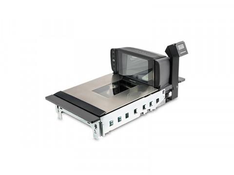 Magellan 9400i - Einbau-Barcodescanner (Standard Konfiguration), Saphir-Platte, kurze Länge, Halterung, CSS mit Motorhaubenhalterung