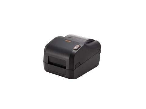 XD3-40t - Etikettendrucker, thermotransfer, 203dpi, USB + RS232 + Ethernet, Peeler, schwarz