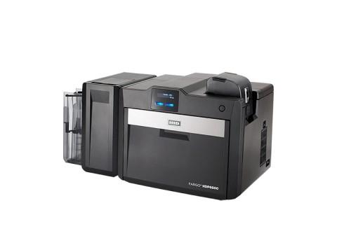 HDP6600 - Einseitiger Farbkartendrucker, USB + LAN