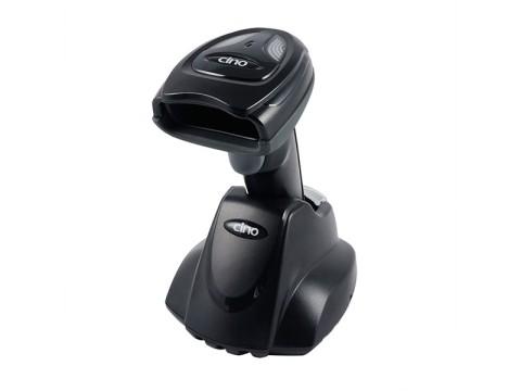 FuzzyScan A780BT - Funk-Barcodescanner, USB-KIT, schwarz