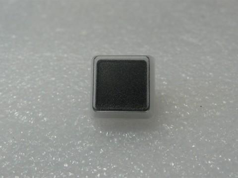 1 x 1 Taste, schwarz für W/X