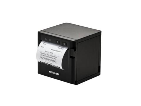 SRP-Q300 - Thermo-Bondrucker mit Front-Ausgabe, 80mm, 180dpi, Hub + USB + Ethernet + WLAN, schwarz