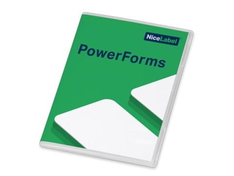 PowerForms Suite, 5 Drucker