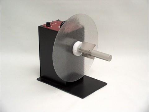 CAT-3-Standard - externer Etiketten-Ab-/Aufwickler, Kern 76mm, Rollendurchmesser 300mm, Etikettenbreite 155mm