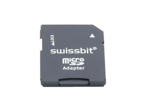 TSE-Swissbit - SD Karte, Laufzeit 5 Jahre ***Nicht für SAM4S Kassen Updates bis BJ 12.2019***