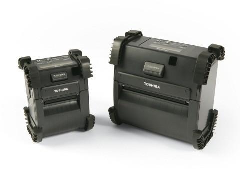 B-EP2DL-GH40 - Mobiler Etikettendrucker, Thermodirekt, 203dpi, Druckbreite 16 - 48mm, IrDA, USB, WLAN