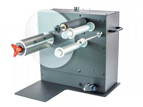 ZCAT-8-L/R - Hochleistungs-Etikettenaufwickler, Etikettenbreite 220mm, Aufwickelrichtung links nach rechts