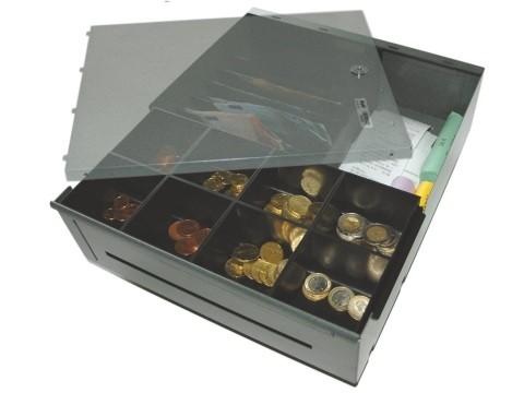 KE 32E-SF-R-D - Kasseneinsatz mit abschliessbarem Deckel für 32 E-KE-D