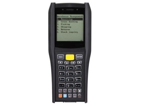 8400 - Mobiler Computer, Bluetooth, 4MB SRAM, 29 Tasten, Linear Imager