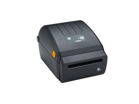 ZD230 - Etikettendrucker, thermodirekt, 203dpi, USB, Abschneider, schwarz
