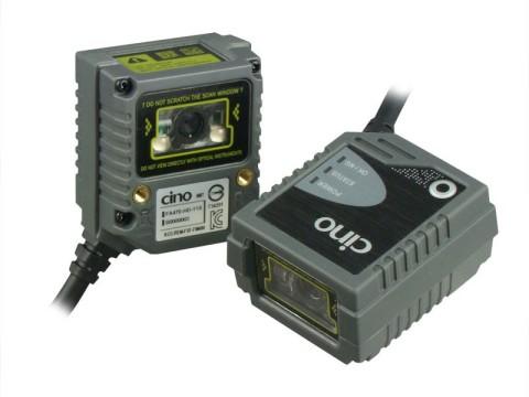 FuzzyScan FA470 - Scanengine, SR, USB-KIT, Side-View