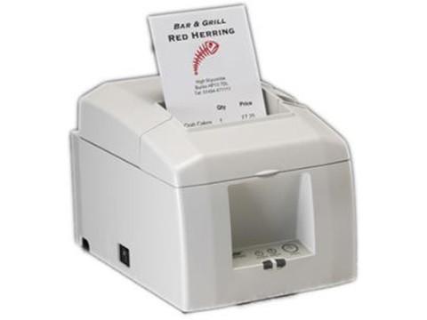 TSP-654IIBI - Bon-Thermodrucker mit Abschneider, Bluetooth, weiss