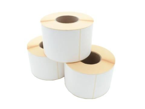 Etikettenrolle - Thermodirekt, 110 x 162mm, D190mm, Kern 76, 920 Etiketten/Rolle, permanent