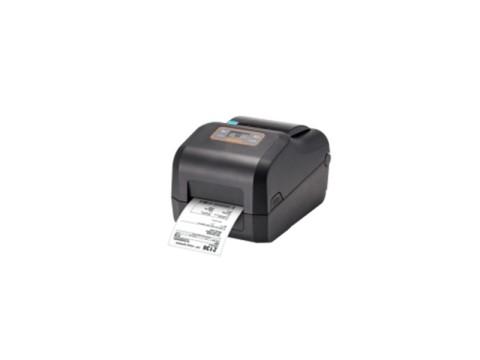 XD5-40t - Etikettendrucker, thermotransfer, 203dpi, LCD-Display, USB + USB Host + RS232 + Ethernet, schwarz